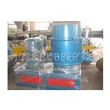 Agglomerator / Compactor plastic auxiliary equipment for thermoplastic 80 ~ 800kg/h
