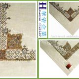 Arab wool embroidery scarf