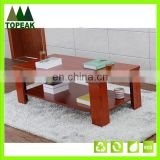 Fashion simple design living room rectangular coffee table teapoy TT-003