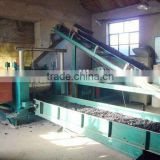 low price hot sale high efficient full/semi Automatic Scrap Old Waste Tire/tyre Recycling Machine/plant