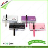 Ocitytimes high quality disposable electronic cigarette/ wholesale 510 disposable e cigarette / disposable 510 e cigarette