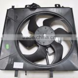 Car Radiator Fan Auto Cooling Fan for CITROEN C3