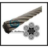 Galvanized Wire Rope EIPS IWRC-6X19 Class (Steel Core)