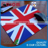Natural Rubber Material Free Sample Sublimation the promotion printed mouse pad