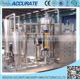 carbonated drinks mixing machine 3 tanks