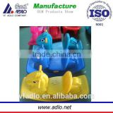 ISO China factory OEM American plastic ride on animal rocking horse