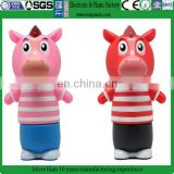 Custom factory coin piggy bank,Custom made piggy banks sheep, OEM cartoon plastic new coin factory bank