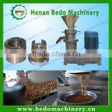 China best supplier small home use peanut butter grinder machine with CE 008613253417552