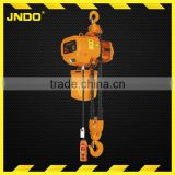 CE Light duty 2ton overhead Electric Chain Hoist with overload limiter