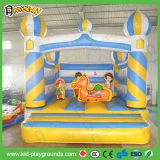 High quality kids inflatables moonwalk bounce house