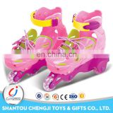 Wholesale 2017 newest fashion sport toys cheap skating shoes for girl