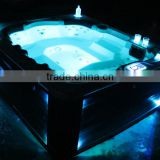 2014 high quality and low price luxury massage bathtub/ outdoor spa/hot tubs