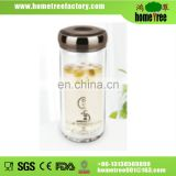 2014 hot sale glass coffee cup 300ml
