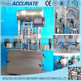 Automatic Linear Piston Filling Machine for Liquid Soap