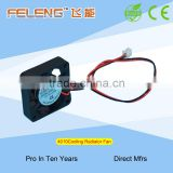 4010 Auto radiator cooling fan DC 12V/ 24V