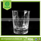 High quality beer pint glass cup and double wall glass cup made in China