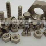 galvanized steel china bolt and nut made in China