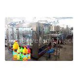 High Capacity Hot Filling Machine Concentrated Juice Commercial Bottling Equipment