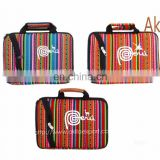 "Peruvian Handmade Tablet Case Holder of Aguayo Fabric Blanket 8"" Inches"
