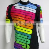 Wholesale cycling jersey&hong kong cycling jersey&design your own cycling jersey