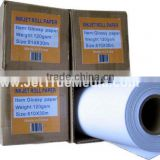 Fast-dry Sublimation Transfer Paper In Roll