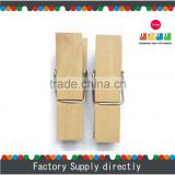 Natural Color New Cheap Big Wooden Clip