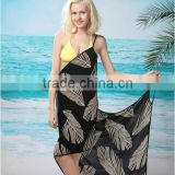 Hot selling Easy wearing Sexy Beach Wrap around skirt