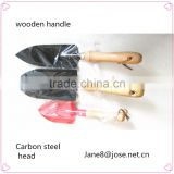 Carbon steel garden hand tool set kids mini garden tool