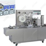 Automatic Perfume  Box Wrapping Machine For Sale