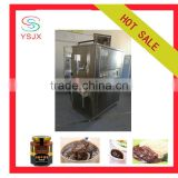 Heating canned hot sauce filling machine