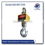 1 to 50T heavy duty OCS crane scale OCS WZ3Electronic Weighing with beam crane working model cranes accuracy scale