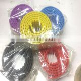 Hot Selling Adhesive Nimu Loops Silicone Legoes Toy Brick Tape, Building block rolling strap