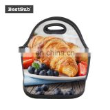 Sublimation Neoprene Lunch Tote (NLT12)