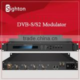 dvb s2 <b>modulator</b> for <b>digital</b> tv with <b>rf</b> output