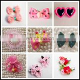 Lovely Pets Hair Bow tie Bowknot Hairpin Headdress pet accessories