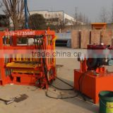 INQUIRY about QT4-40 concrete block making machine price in pakistan