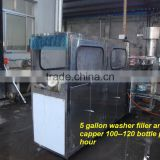hot sale 5 Gallon Barrel Drinking Water Washing Filling Capping Machine