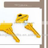 Customed Key Design Silicone USB cover