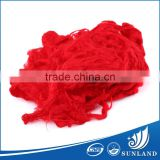 Yellow Viscose Fiber