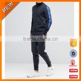 Wholesale personalized design 95cotton 5spendex tracksuits for men/comfortable 260gsm sports tracksuits with high quality H-2149