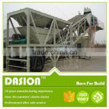 YHZS25 electric belt conveyor mobile concrete batching plant price for sale in sri lanka with low cost                                                                         Quality Choice