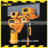 1.5 ton 5 ton 10 ton ultra low headroom hoist