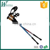 Cork Grip Internal Lock System Carbon Hiking Pole 3 sections SZ16003