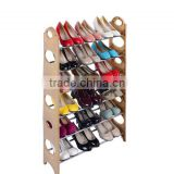 plastic cheap shoe rack