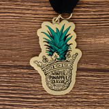Winter Pineapple Classic Custom Medals