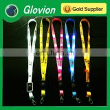 Hot selling led flashing lanyards for party ultra-high-bright led light lanyard