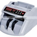 H-5388 UV/MG/IR/LED diaplay/ Multi-currency bill counter