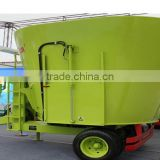 Trailed/Fixed type vertical feeder mixer for cattle