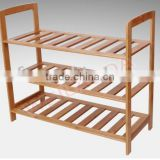 bamboo shoe rack,bamboo shoe shelf