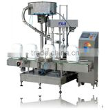 FX-8 Full-automatic Grab Lid Capper Machine For Plastic Thread Cap